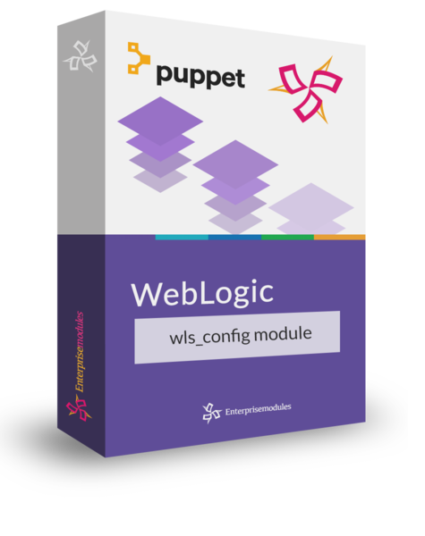 Puppet wls_config module