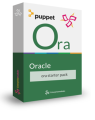 Puppet Oracle Starter Pack