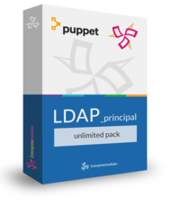 Puppet ldap_principal unlimited pack