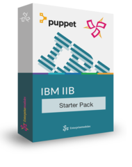 Puppet IBM Integration Bus Starter Pack
