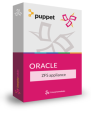 Puppet Oracle ZFS Appliance
